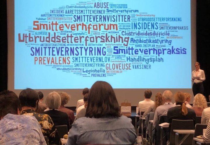 Smittevernforum 2019- her er foredragene!