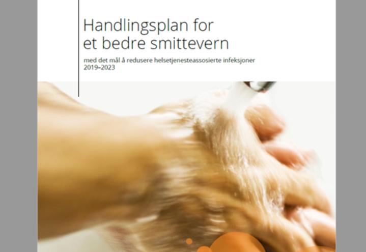 Handlingsplan for et bedre smittevern 2019-2023